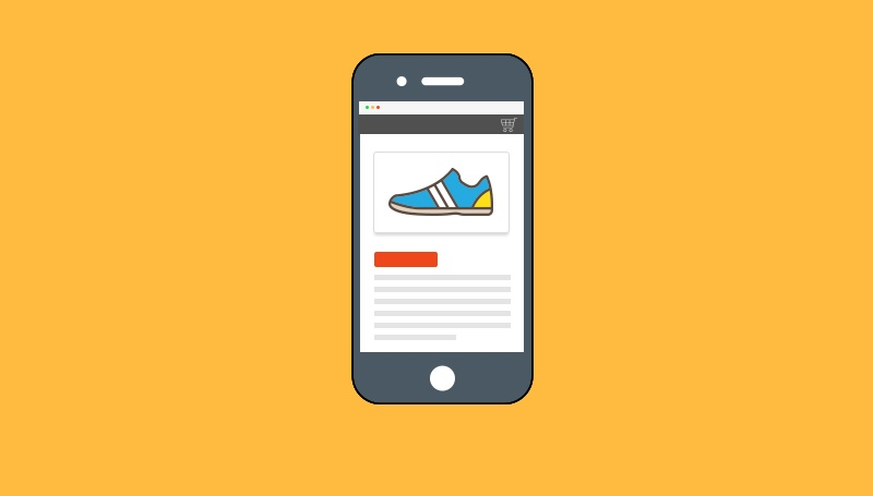 mobile ecommerce onboarding