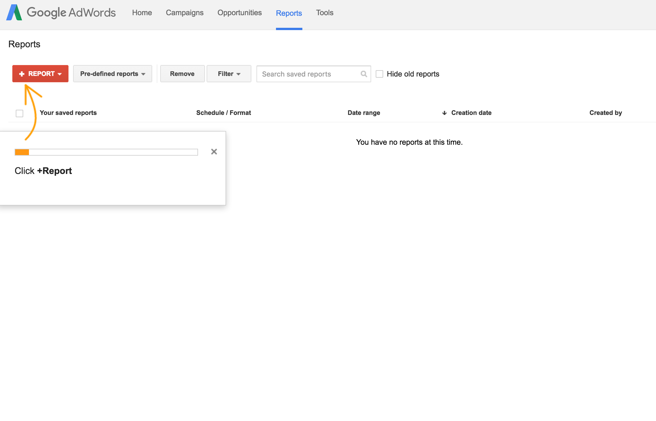 Adwords Tooltips