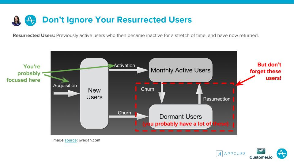 Dont Ignore Your Resurrected Users