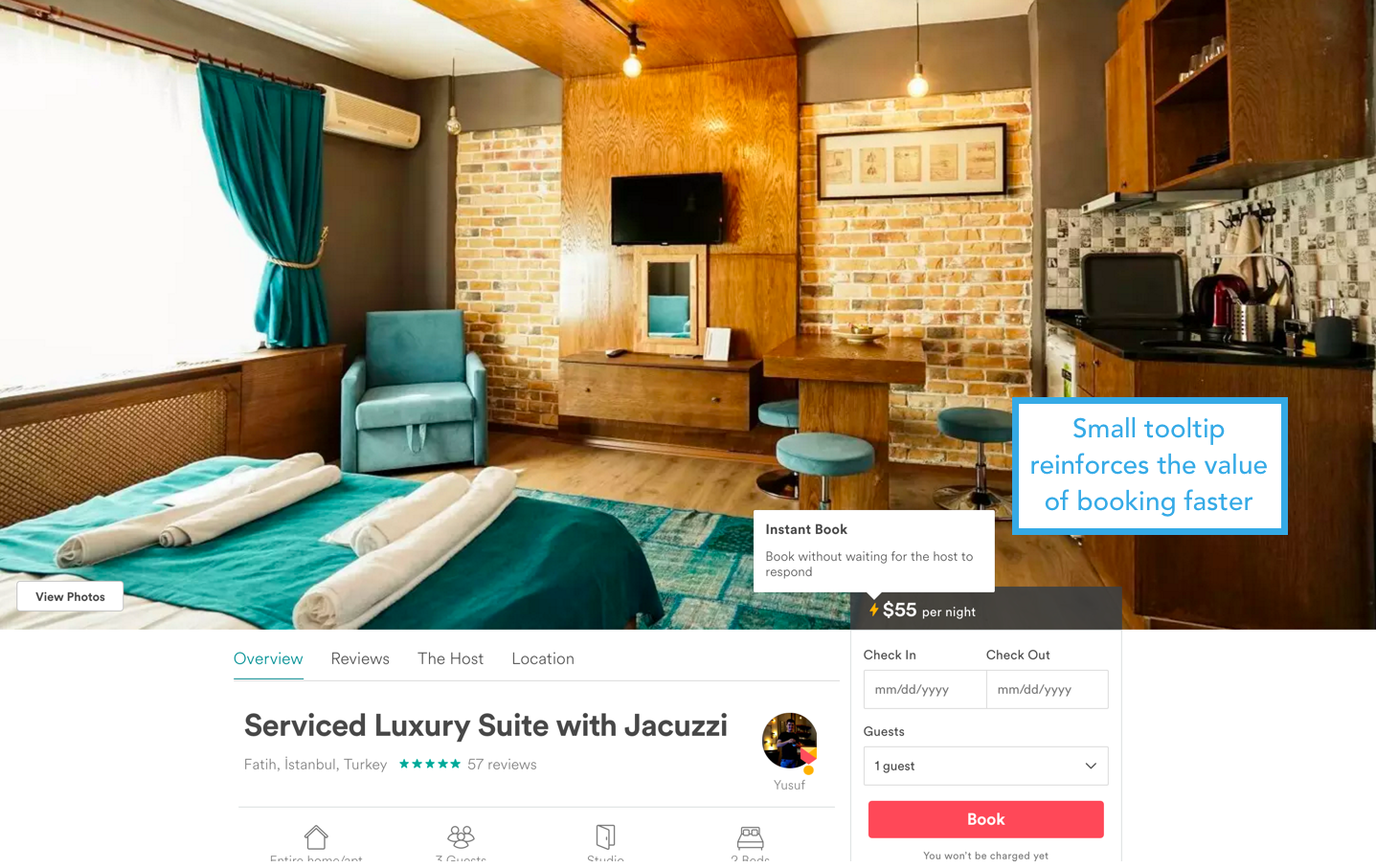 airbnb instant book tooltip