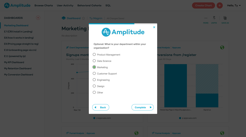 amplitude nps survey form 4
