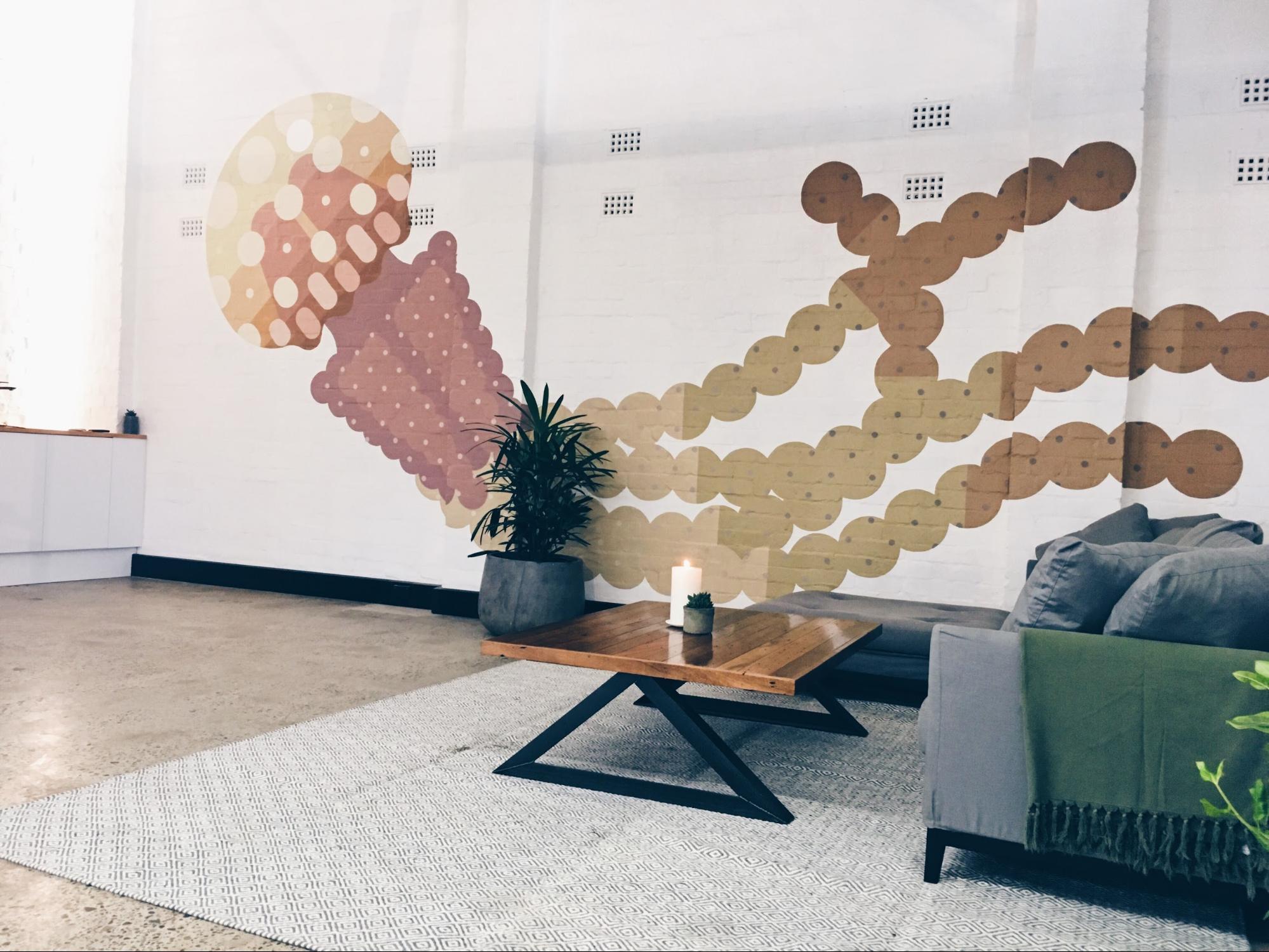 Canva's Sydney office