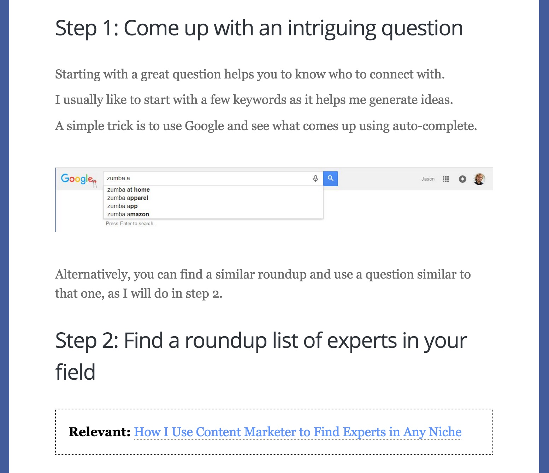 contentmarketer user onboarding email help
