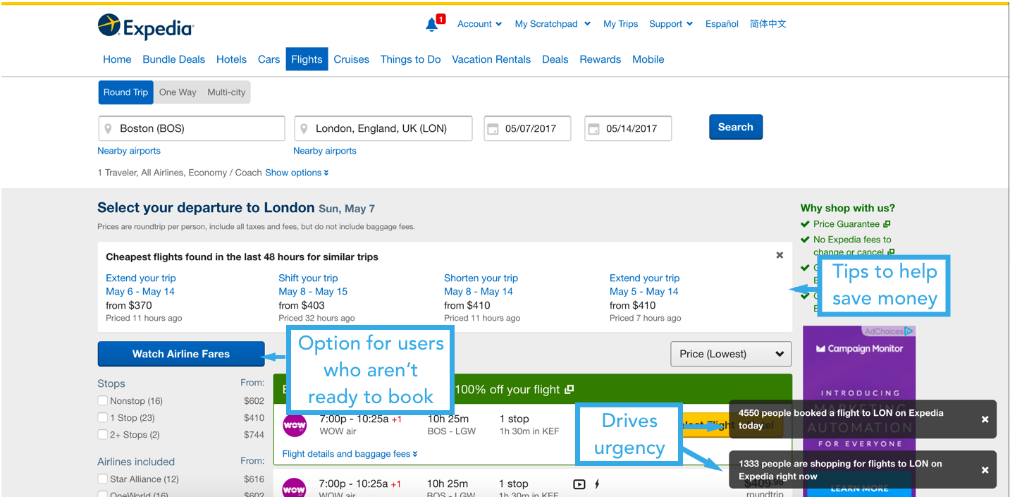 expedia search 3