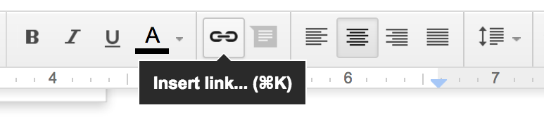 google drive uses a hover tooltip. example of a hover tooltip in action. Tooltip UI pattern example from google docs