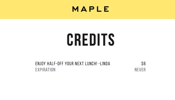 maple-user-coupon-retention-campaign-example.jpeg