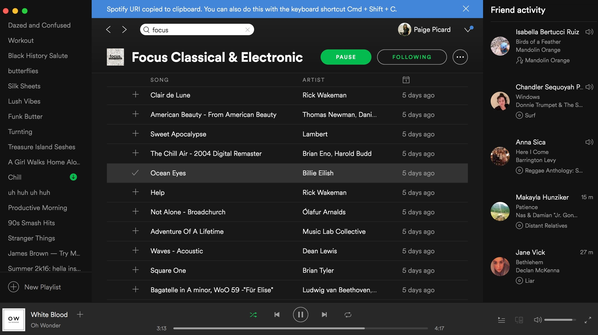 Spotify helps users take more action with power user tips