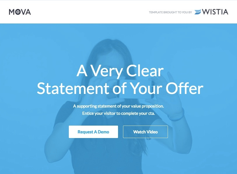Wistia growth tool