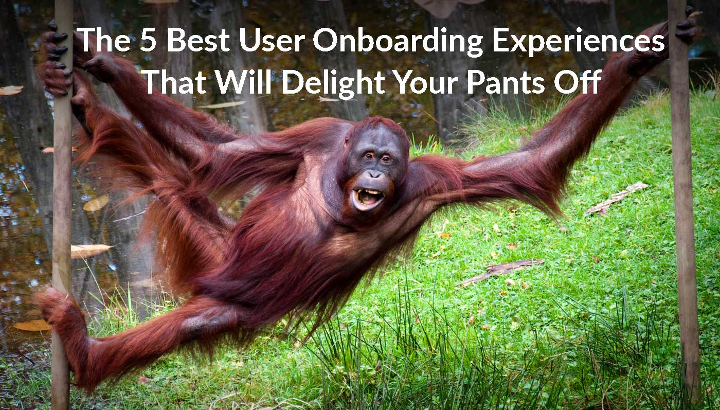 The 5 'Best' User Onboarding Experiences