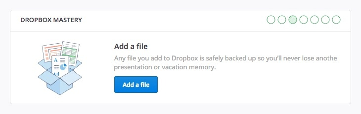 user retention dropbox
